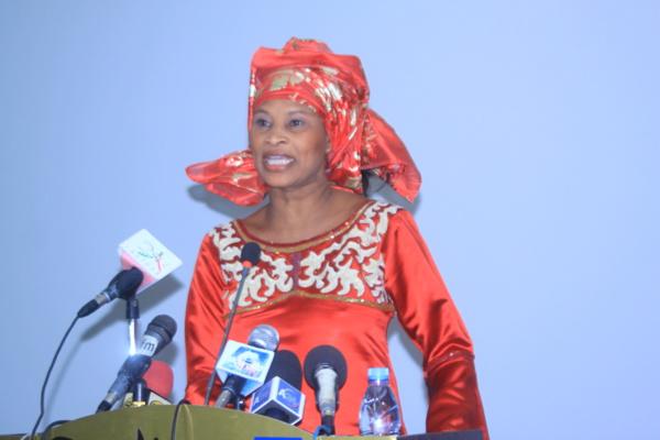Me Aissata Tall lance son mouvement politique: «Osez l'avenir»