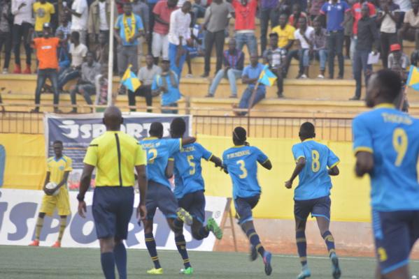 Ligue1 sénégalaise:Guédiawaye Fc prend sa revanche sur Stade de Mbour et s'offre la deuxième place