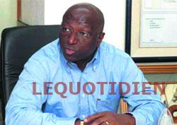 CHAN 2009 - Ouattara Hégaud, Secrétaire général de la Fédération ivoirienne de football