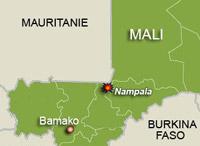 Attaque touarègue d'un poste militaire près de la Mauritanie