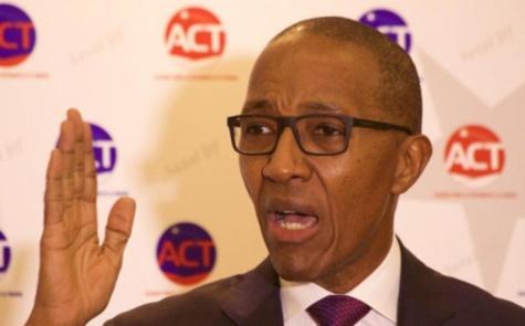 """Précision de l'Act sur la démission des """"coordonnateurs départementaux"""" en Casamance"""