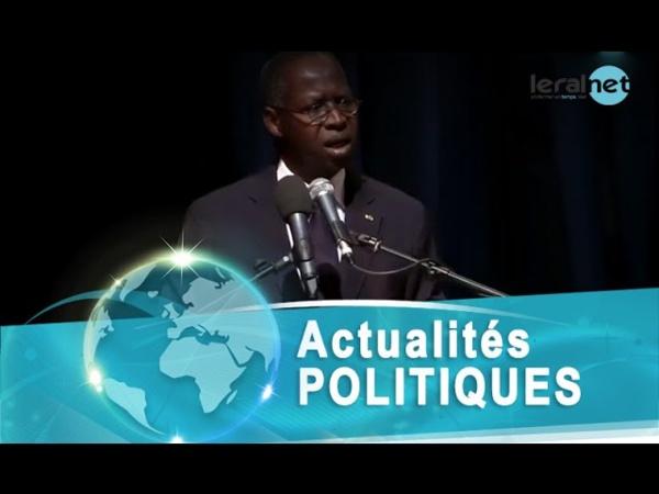 """Le Premier ministre cogne l'opposition: """"Un pot-pourri veut perturber la sérénité du pays, nous ne l'accepterons pas"""""""