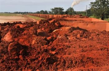 La plongée des cours des minéraux menace la croissance de l'Afrique