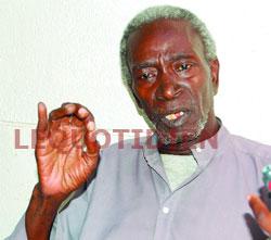 Abdou Séye, médaillé olympique du 200 m en 1960 : «Le sport sénégalais est mort à l'image du pays»