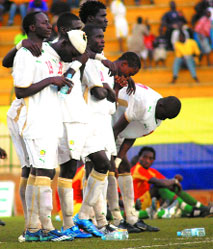 CHAN 2009 - Le Sénégal et la Côte d'Ivoire dans la même poule