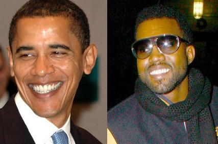 Kanye West nouveau styliste de Barack Obama