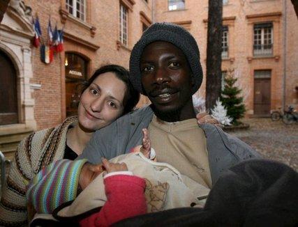 Albi. Il a enfin pu quitter le Sénégal pour épouser la mère de son enfant
