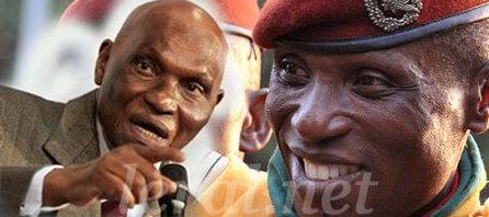 Abdoulaye Wade demande au président guinéen de fixer une date pour les élections