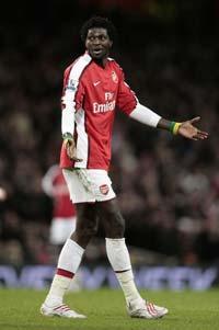 Premier League – Drogba : « Adebayor, le meilleur africain »