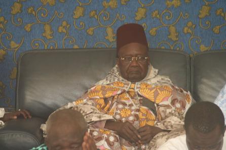 Le Khalife Général des Tidianes, remercie sa Majesté, le Roi Mohammed VI pour son aide