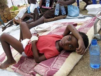 Plus de 1700 morts du choléra, selon un nouveau bilan