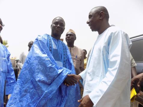 Tambacounda : 3éme édition foire régionale de l'artisanat:Le président de la chambre des métiers et le maire expose  les doléances des acteurs