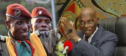 Wade justifie son soutien à la junte guinéenne : Ce n'est pas un coup d'Etat !