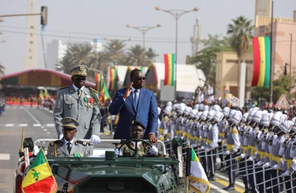 Macky Sall appelle le gouvernement à moderniser les casernes militaires