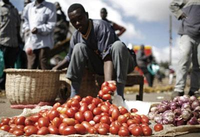 Au Sud, la faim gagne du terrain