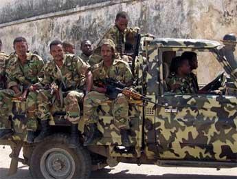 L'armée éthiopienne poursuit son retrait de Mogadiscio