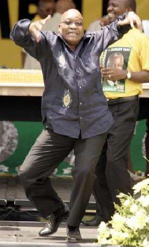 Jacob Zuma à nouveau sous le coup d'une inculpation