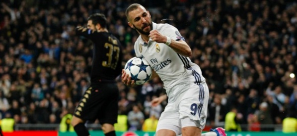 Benzema vers le Milan AC (Italie)