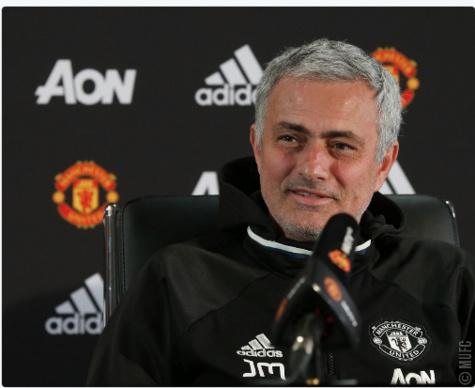 """José Mourinho :""""Je préfère 10 matchs nuls que 5 victoires et 5 défaites. Cela montre que vous êtes mentalement solide."""" #MUFC"""