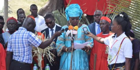 Cap-Skirring: Maimouna Ndoye Seck lance la semaine du Tourisme interne