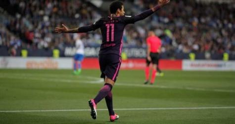 Foot - ESP - Le Barça perd gros à Malaga et se retrouve à trois points du Real Madrid