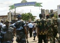 Mutinerie à la prison centrale de Libreville
