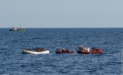 Naufrage sur la brèche : Le corps d'un jeune pêcheur, la vingtaine, repêché à Potou