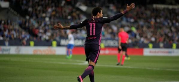 Neymar pas disponible pour le Clasico ?