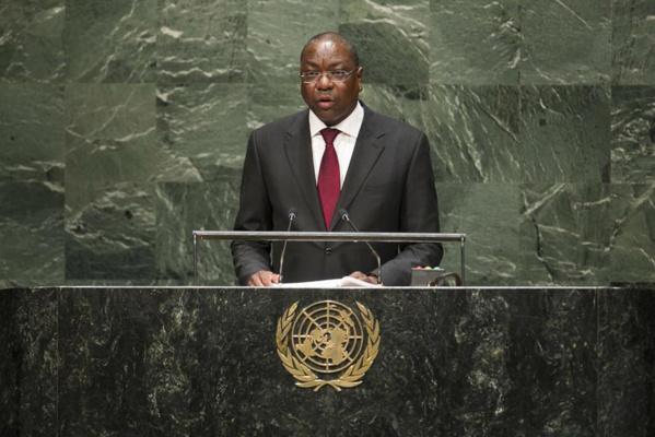 Utilisation d'armes chimiques: le Sénégal encourage l'ouverture d'une enquête en Syrie