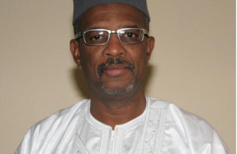 Le nigérien Abdallah Boureima
