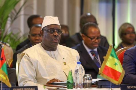 UEMOA: Le Sénégal se réjouit du consensus obtenu à Abidjan (Macky Sall)