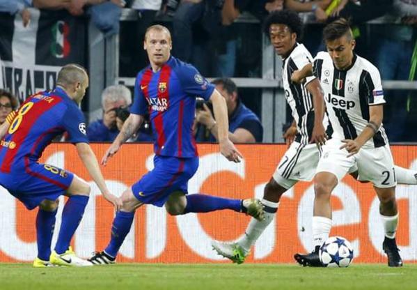 Juventus-Barça 3-0, la Juve fait exploser le Barça !