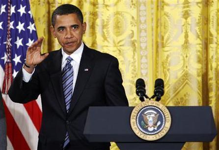 Le volontarisme de Barack Obama à l'épreuve du Proche-Orient
