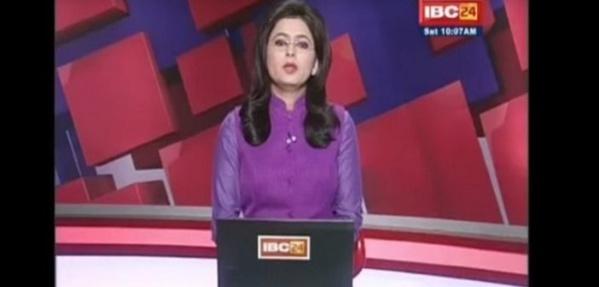 Inde : une journaliste apprend la mort de son mari en direct dans son bulletin d'information
