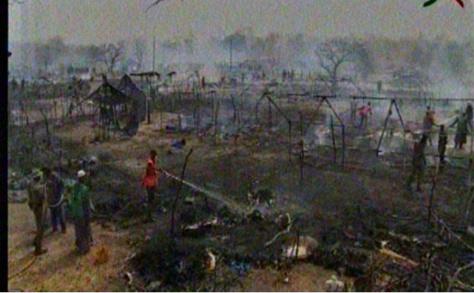 Urgent: Plus de 10 morts dans l'incendie au Dakaa de Médina Gounass !