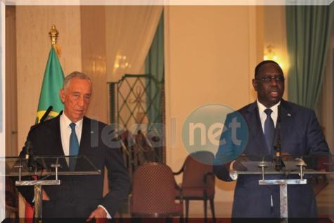Sénégal-Portugal : Le président Macky Sall invite le secteur privé des deux pays à explorer les opportunités du PSE