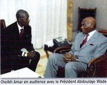Sédar 2008 : Cheikh Amar élu l'homme de l'année