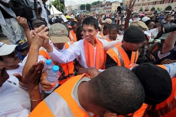 Madagascar : tout changement de pouvoir anticonstitutionnel sera condamné