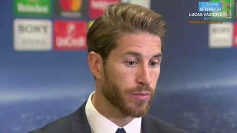 Sergio Ramos « Nous avons franchi une étape importante dans la qualification »