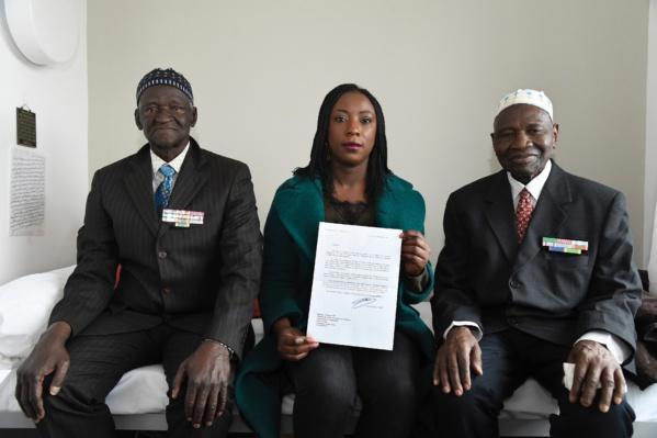 Aïssata Seck, une élue sur le front pour les anciens tirailleurs sénégalais