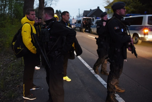 Explosions à Dortmund: ce que dit la lettre retrouvée sur les lieux de l'attaque