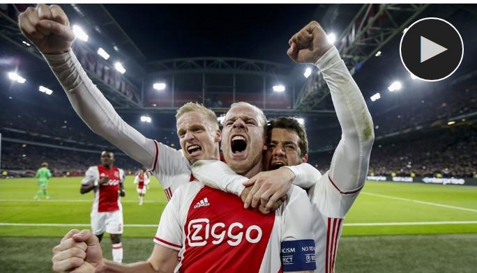 Vidéo - Les buts des quarts de finale aller UEFA Europa League