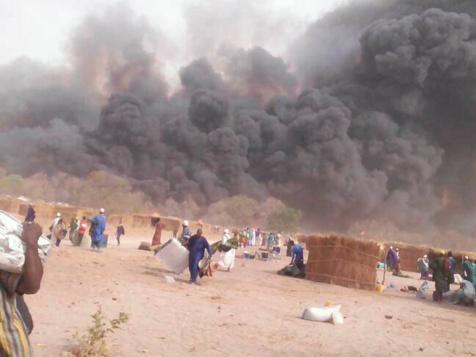 """Drame du """"Daaka"""" de Médina Gounass: Une bonbonne de gaz à l'origine de l'incendie, 5 personnes arrêtées..."""