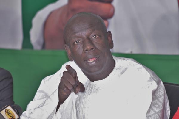 Abdoulaye Wilane, porte-parole du Ps : « Khalifa Sall aurait pu être tête de liste de BBY si… »