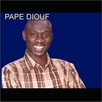 """À la table de Pape Diouf """" Mon mariage..... chuuuut !"""