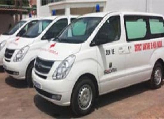 Portugal-Sénégal: Une usine de montage d'ambulances lancée à Diamniadio