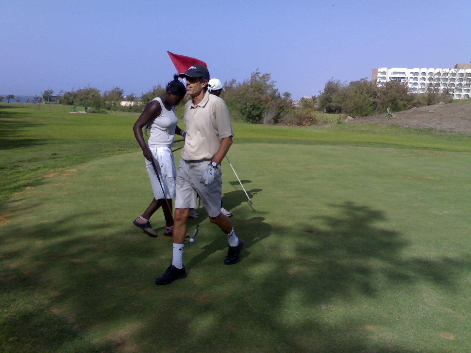 L'Ivoirien Marcel Soumaoro remporte l'Open international de golf  de Dakar