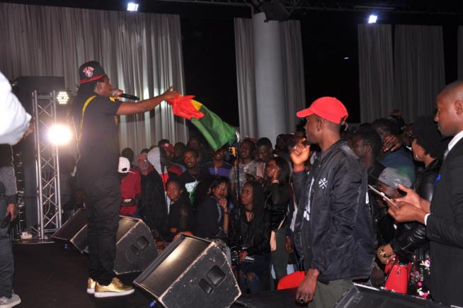 17 Photos: Revivez le rap galsen au Dock Haussman de Paris
