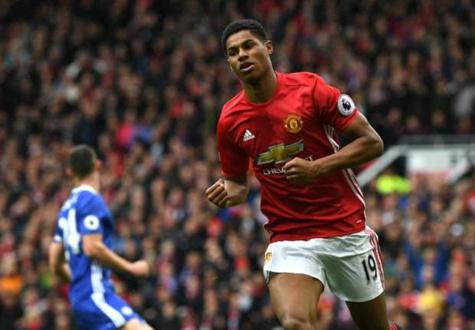 """Manchester United, Darmian : """"Rashford peut faire partie de l'élite"""""""