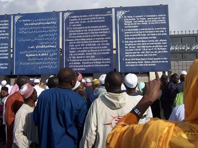 Pour non-respect des engagements: Des pèlerins portent plainte contre le commissariat général au pèlerinage.
